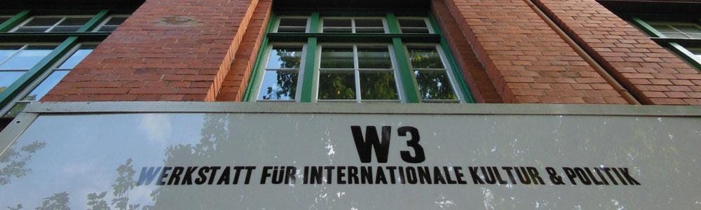 Die W3 – Werkstatt für internationale Kultur und Politik e.V. in Ottensen, Foto: W3