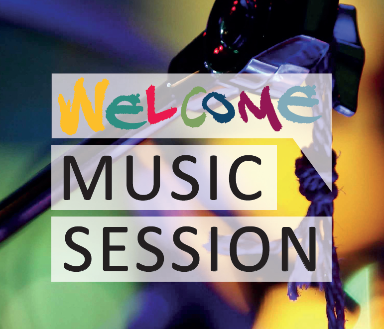 Welcome-Music-Session