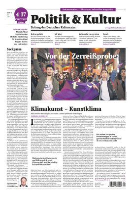 Politik & Kultur 4/2017