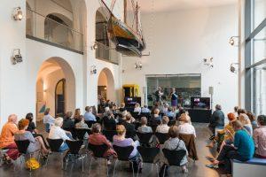 Die Verleihung des altonale Kunstpreises 2017
