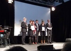 Verleihung Max-Brauer-Preis 2017 im Kultur Palast Hamburg