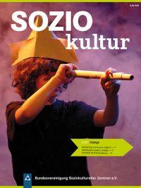 "SOZIOkultur 3-2017 ""change"""