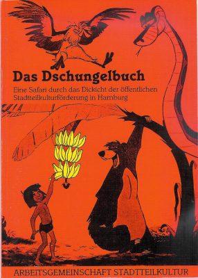 """Das """"Stadtteilkultur-Dschungelbuch"""" von Dagmar Fohl"""