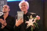 Werner Frömming mit seinem eigenen Award