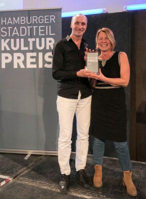 Die glücklichen Gewinner, Foto: Jan-Rasmus Lippels