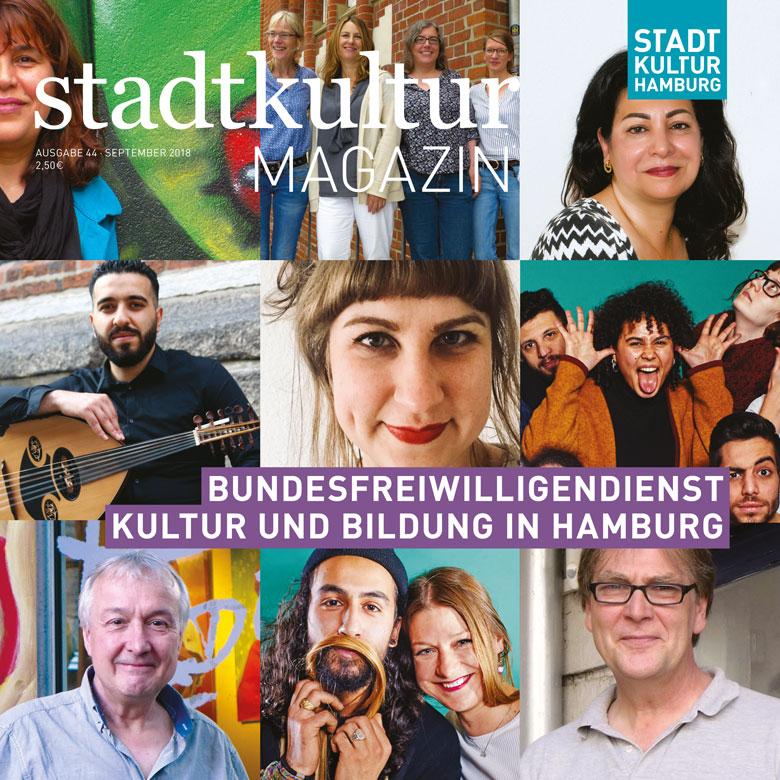 Der BFD Kultur und Bildung in Hamburg