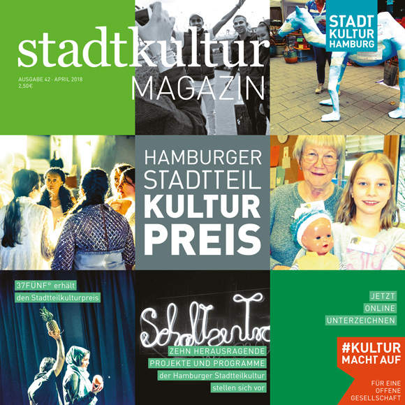 Hamburger Stadtteilkulturpreis 2018