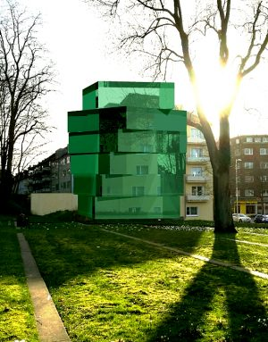 Grafik des Architekten Carsten Lünzmann
