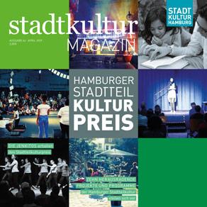 Neu: stadtkultur magazin Nr. 45: Der Hamburger Stadtteilkulturpreis 2019