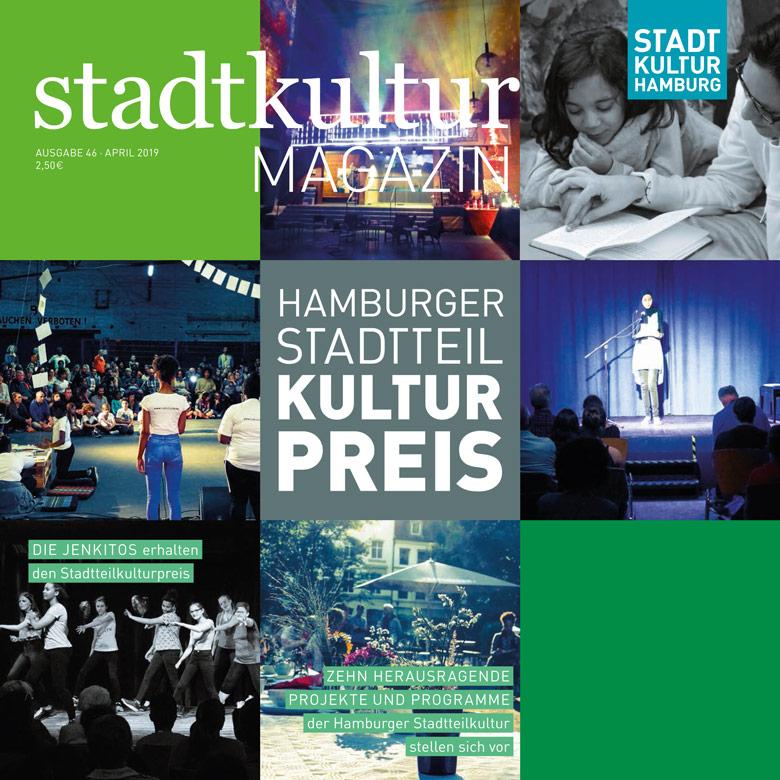 Hamburger Stadtteilkulturpreis 2019