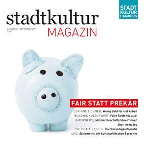 stadtkultur magazin Nr. 48: Fair statt prekär