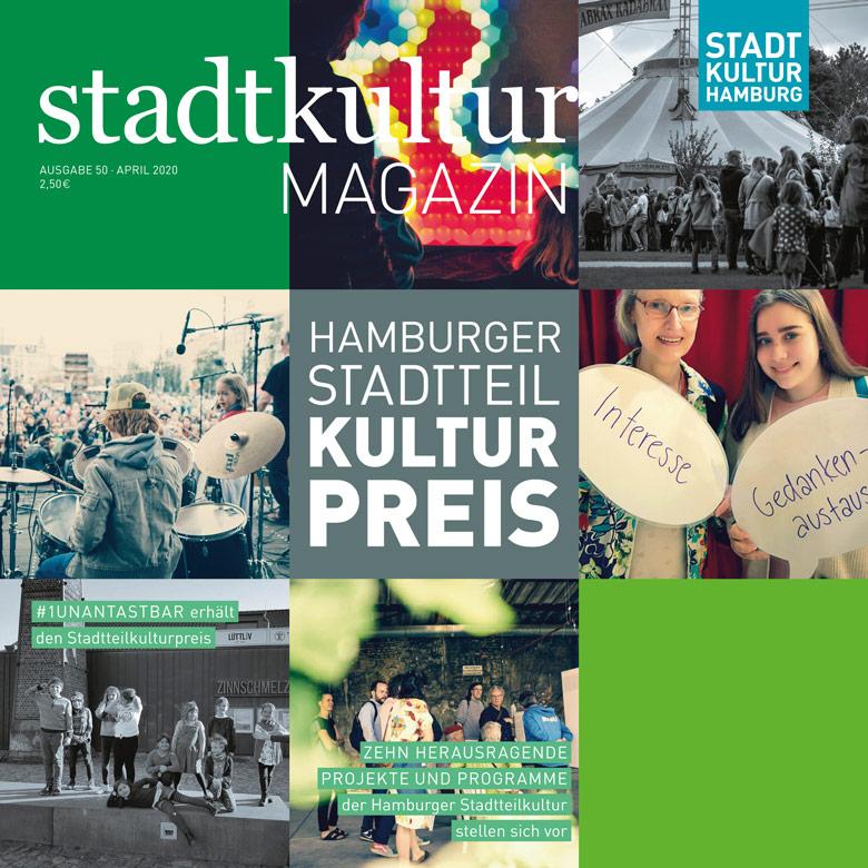 Hamburger Stadtteilkulturpreis 2020