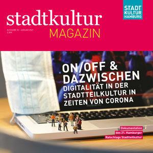 stadtkultur magazin zum Hamburger Ratschlag Stadtteilkultur 2020