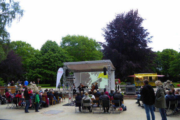 """Auch beim Hammer Sommerfestival gibt es wieder """"Klassik im Park"""""""