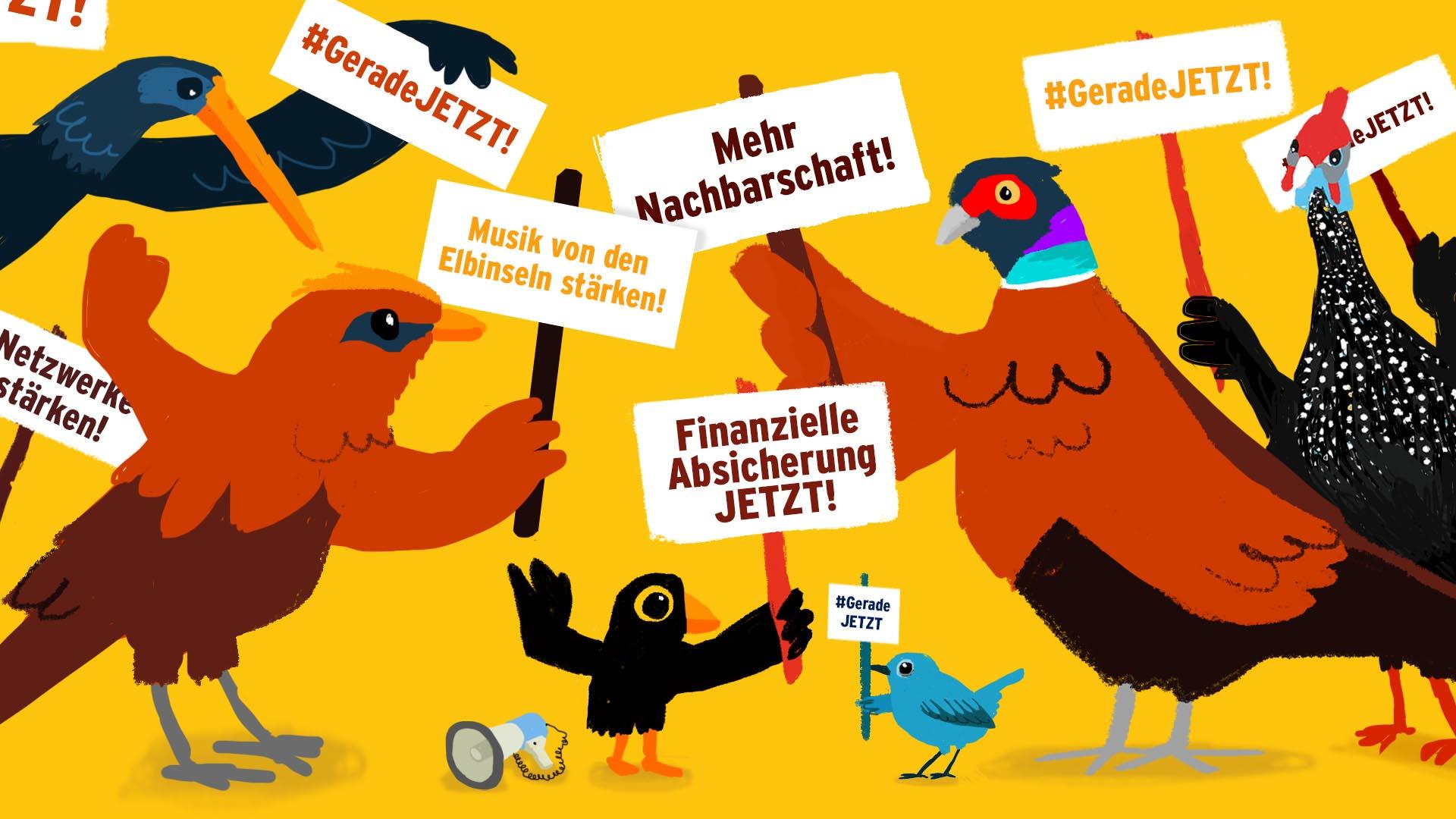 #GeradeJETZT 48h Wilhelmsburg
